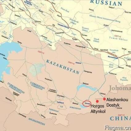 ЖД перевозки с Алашанкоу Китай до станции до СНГ