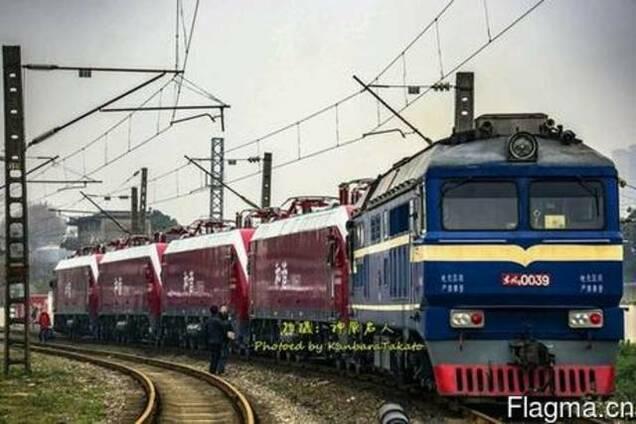Железнодорожные и мультимодальные перевозки из Китая в Душан