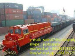 Железнодорожные перевозки из Шанхая в Худжанд, Душанбе