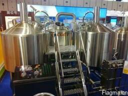 1000л крафтовая пивоварня минипивзавод