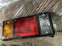 Фонарь задний левый Фотон-1099,1138, Isuzu NQR71/75 1110836500001