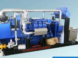 200кВт природный газовый генератор
