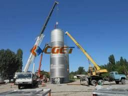 200Т ЦКТ Танк брожения для пивзавода Резервуар для брожения