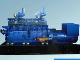 350кВт природный газовый генератор Электростанции