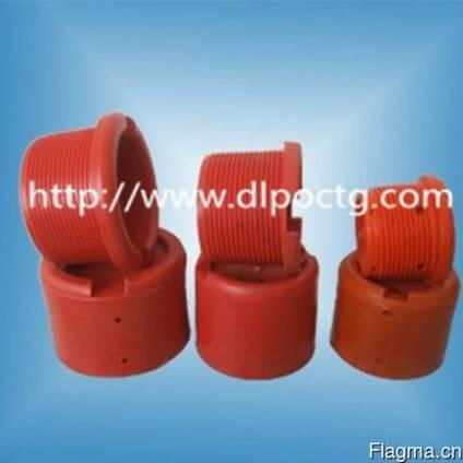 API Красный пластмассовый пвх внутренний и внешний протектор
