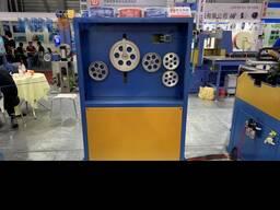 Автоматическая линия бухтования на пластиковую катушку