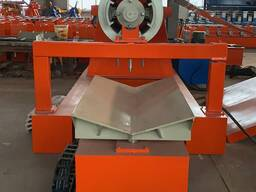 Автоматическая линия поперечной и продольной резки металла