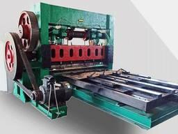 Автоматический станок для производства просечно-вытяжного листа в Китае