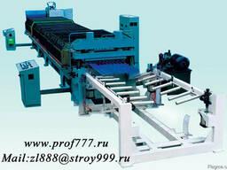 Автоматическая линия для профнастила H60