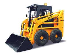 Baoomax 700kg loading capacity skid steer loader