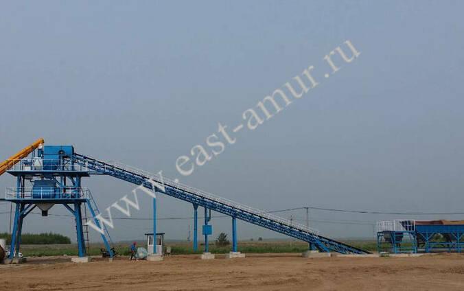 Бетонный завод TAPE120
