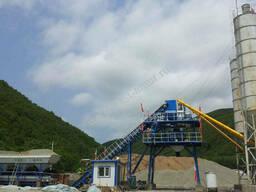 Бетонный завод 90 куб/час HZS90