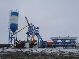 Бетонный завод EARBU35