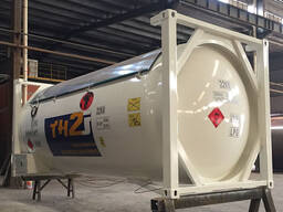 Brand new LPG tank container T50 24, 700L
