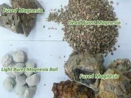 Brucite (ore and calcined), calcined brucite, brucite ore - photo 3