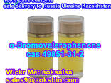 Factory supply 2-Bromovalerophenone cas % China factory - photo 1