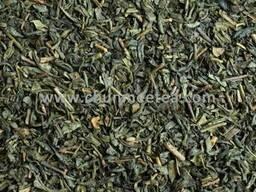 Чай зеленый мелкий, средний, крупный лист. чай в мешках