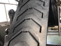 Chevrons conveyor belt