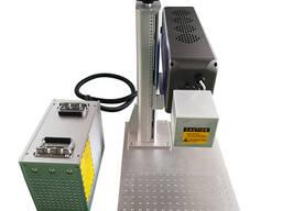 CO2 Лазерный маркер с металической трубкой портативный
