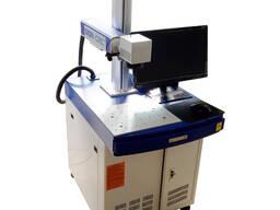 Цветной лазерный маркер MOPA 30W