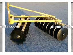 Дисковая борона IBQX серия навесная типа легкого