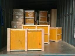 Доставка грузов из Китая в Украйну
