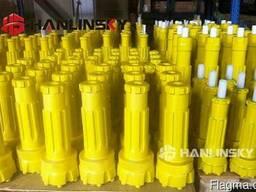 DTH drill bits, 105mm, 115mm, 127mm, 152mm, 165mm