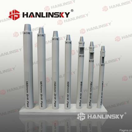 DTH pipes,76mm,89mm,102mm,114mm,127mm,133mm,152mm API Reg.