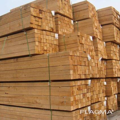 Экспорт из РФ пиломатериалов