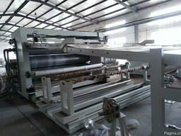 Экструзионная линия для гидроизоляционных листов 3-8м.