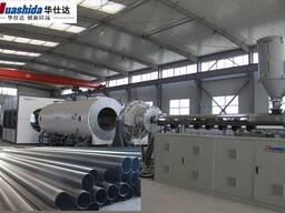 Экструзионная линия для производства полиэтиленовой тонкостенной трубы для ТРУБ ППУ
