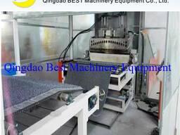 Экструзионная линия по производству пвх напольных ковриков