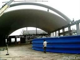 Электрическое оборудование гнутого профнастила в Китае