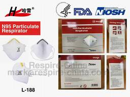 FDA NOISH N95 mask