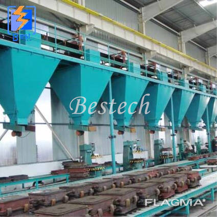 Foundry Clay Sand Production Molding Line