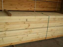 Fresh cut Pine Sawn lumber