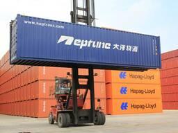Контейнерные перевозки 20GP,40HQ,40GP, из любого города Китая в РФ&СНГ