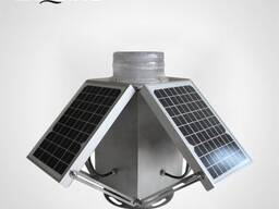 HB80/10NM Solar Powered Marine Light