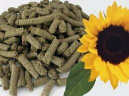 I will sell a meal of sunflower. production Ukraine.