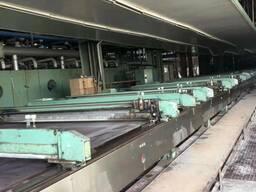 Ichinose печатная машина плоскими сетчатыми шаблонами 2013 г