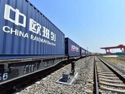 International Railway transportation From China to Russia