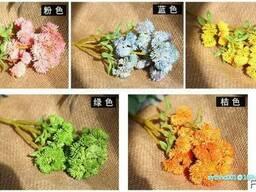 Искусственные цветы - фото 6