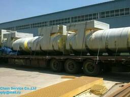 Китай-Казахстан, перевозки негабаритов и опасных товаров
