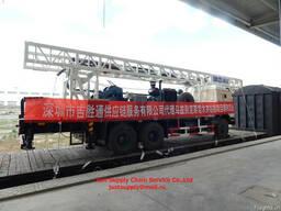 Китай-СНГ, авто вагон, перевозка негабаритных товаров