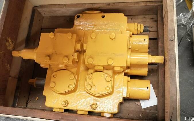 Клапан гидравлическийCLG855 12C0018X9Y17MPA запчасти liugong