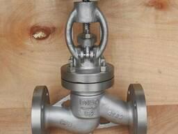Клапан запорный нержавеющий фланцевый 15нж52нж Ру64 Ду50, Ки