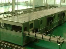 Комплектация линии розлива в ПЭТ 1, 5 л