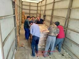 Консолидация грузов из Китая в Душанбе официально