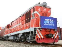 Контейнер из Zhengzhou в Ворсино