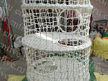 """""""красочные сети""""- Веревочный лабиринт - фото 2"""